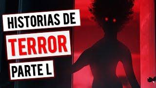 HISTORIAS DE TERROR (RECOPILACIÓN DE RELATOS L)