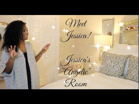 Jessica's Angelic Room Finally Meeting Jessica!