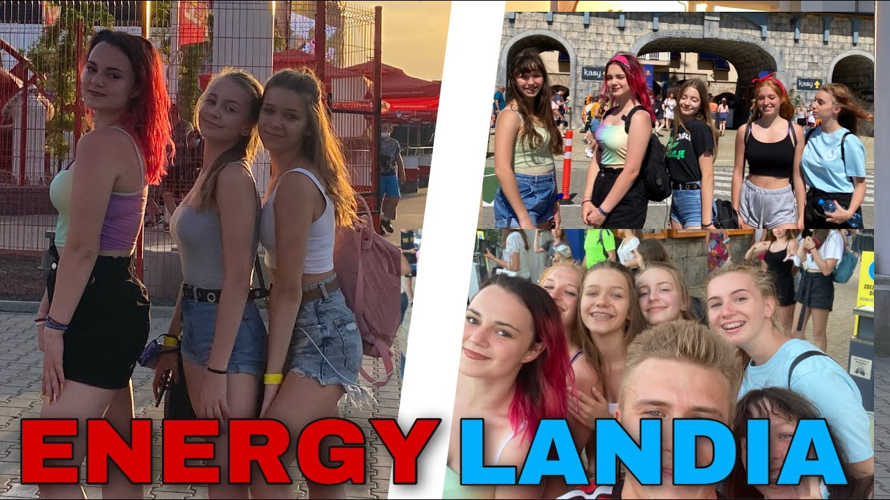 WYRZUCILI NAS Z ENERGYLANDII?!🤭 VLOG, Lipiec 2020