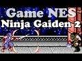 Ninja Ryukenden 2 (Ninja Gaiden 2) - Nes Games - Điện tử 4 nút