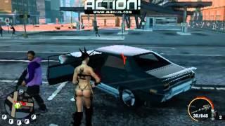 Saints Row The Third   Nude Street Fight