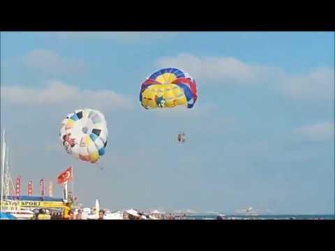 The best of Side's beach views / Manavgat / Antalya - Turkey 2017