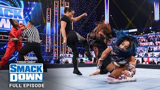 WWE SmackDown Full Episode, 19 March 2021