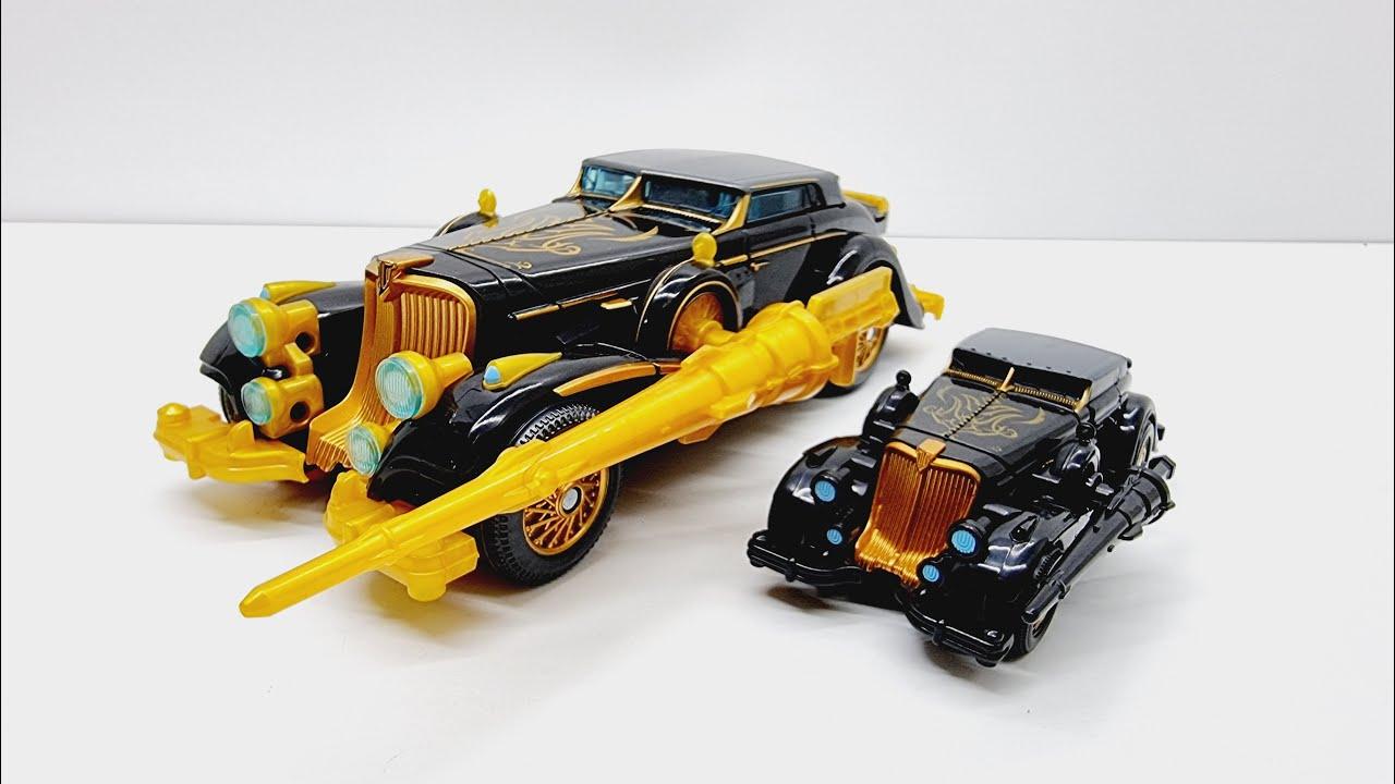 또봇V 미니 클래식 자동차 로봇 장난감 변신 영상 TOBOT V CLASSIC CAR TOYS TRANSFORMATION