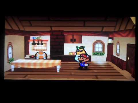 Paper Mario Walkthrough Ch6 Dark Days In Flower Fields Ptv