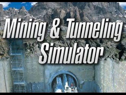 Mining and Tunneling simulator - Simulator Sunday |