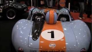 Porsche 9ff Tuning and Cobra LC 470 MKO V8 Tuning , Racecars ! Motor - Show Essen 2011