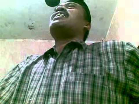 Imam sholat berdiri makmum sholat duduk - YouTube