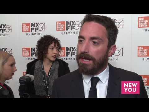Max Casella Interview at Jackie NYC Premiere
