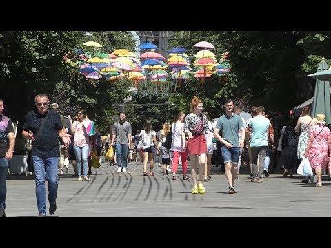 Житомир.info | Новости Житомира: Як святкуватимуть День молоді у Житомирі та чи знають містяни до якого віку можна вважатися молодим
