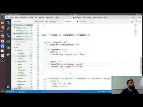 PIAIC | React-Redux Coding Practice Class 2 Part 14/15 By Aamir Pinger |  Urdu / Hindi