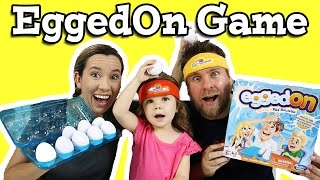 Egged On Game - Who Gets Egged???