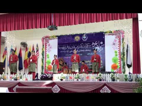 Nasyid SMKA TAHAP Karnival Dakwah Peringkat Negeri Pahang 2017 #attamam