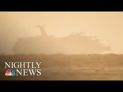 Nightly News Investigation: Hidden Dangers For Children On Cruise Ships | NBC Nightly News