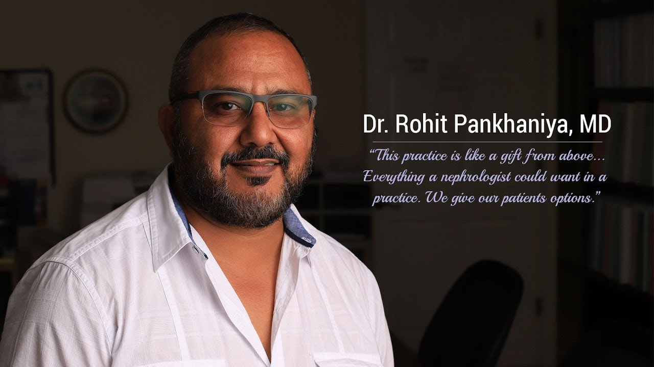 Dr  Rohit Pankhaniya, MD | Coastal Nephrology Associates