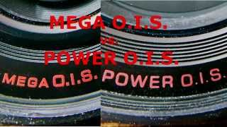 Panasonic MEGA O.I.S. vs. POWER O.I.S. for video shooting