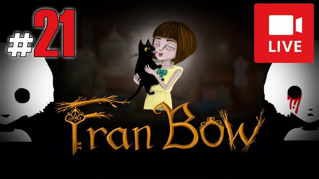 """[Archiwum] Live – Fran Bow! (11) – [2/2] – """"Rozkopywanie grobów"""""""