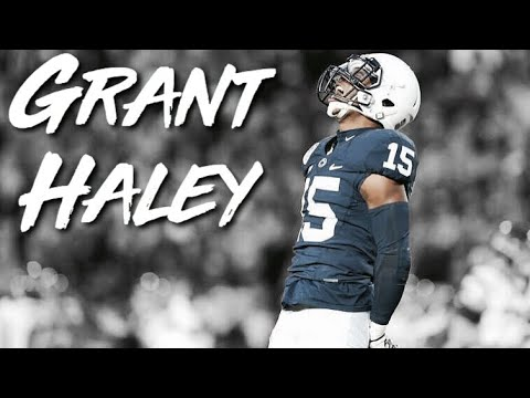 """Grant Haley Penn State Career Highlight Mix  