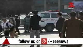Blast in Kabul