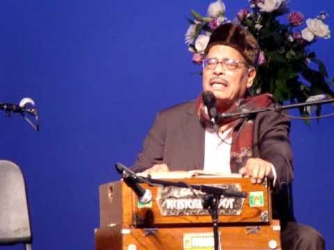 Legendary Manna Dey at Austin: 'Kasme Wade Pyar Wafa Sab'