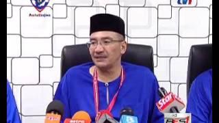 ATM - SEBUAH KEM AKAN BEROPERASI DI HUTAN MELINTANG, PERAK AWAL 2017 [20 OGOS 2016]