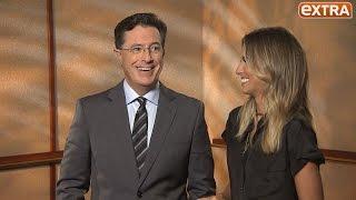 Stephen Colbert on Taking Over