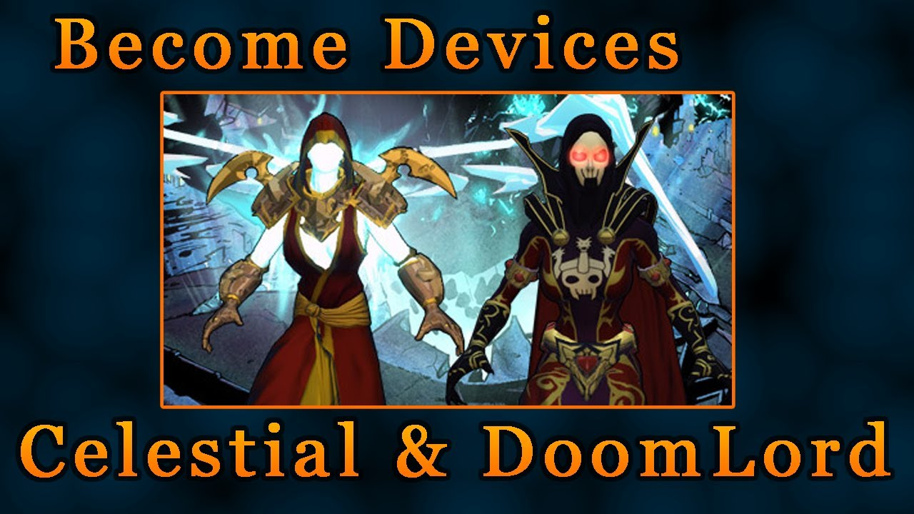Champions-Online] Devices: Halloween Doom Lord & Celestial - YouTube