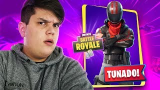 EPICA SKIN OF TUNADO At FORTNITE - JUAUM