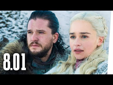 GAME OF THRONES: Winterfell / Analyse & Besprechung / Staffel 8 Episode 1