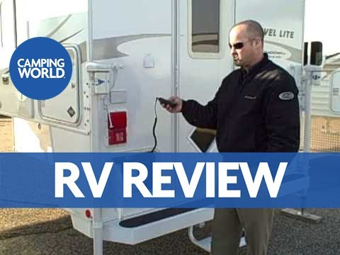 Travel Lite 960RX truck camper - RV Review