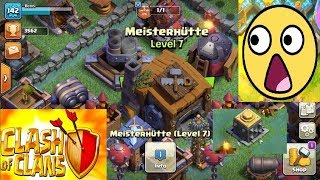 Builder Hall 7 und Maxed Queen II Clash of Clans II VTB Clash Fan