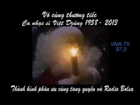 VNATV Ca Nhac Si Viet Dung qua doi luc 10:35 sang ngay 20-12-2013 tai Fountain Valley CA
