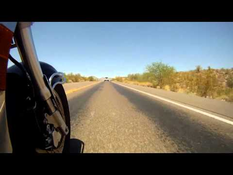 Ride From McDowell Mountain Park To Scottsdale Hill