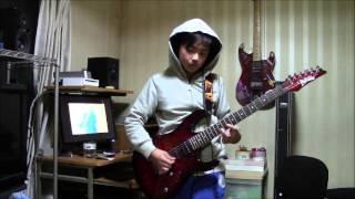 どうも初めまして!カシキです!初めてupします。 ギターを弾きはじめ...