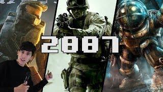 Baixar 2007 fue el mejor año para los videojuegos