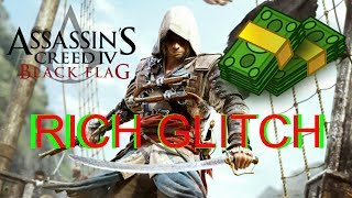 Assassin's Creed 4 Black Flag - 'Get Rich Quick' Glitch