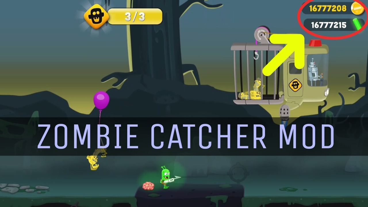 Zombie Catchers Mod Money Plutonium Hack Download No Root