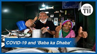 Baba ka Dhaba: viral video saves business of elderly couple