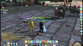Revolution World Aion Wedding, Kyleena and Chemotox