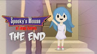 Spooky S House Of Jump Scares Ending Spooky S Origin Secret Cutscene Room 1000 Final Boss