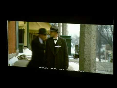 Public Enemies - Behind the scenes