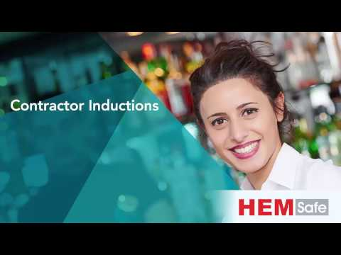HEMSafe - Contractor Inductions (Mobile)