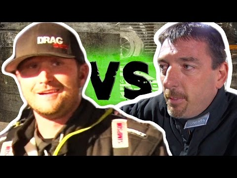 Daddy Dave PROCHARGED Goliath 2.0 vs Kye Kelley SHOCKER – Street Outlaws GRUDGE RACE!
