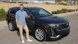 2020 Cadillac XT6 Test Drive Video Review