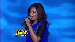 Gambar cover Shreya Ghoshal Singing saans mein teri at Mirchi Music Awards