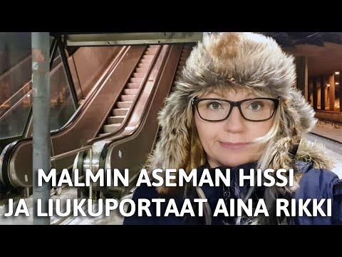 Malmin aseman hissi