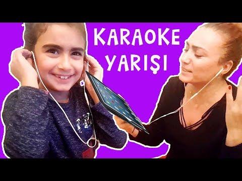 Mira ile Karaoke Yarışması Sing! By Smule | Eğlenceli Çocuk Videosu | UmiKids