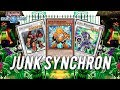 【Yu-Gi-Oh! Duel Links】Junk Warrior and Junk Berserker with That Grass Looks Greener