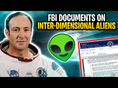 FBI Document on Inter-dimensional Aliens  DISCLOSURE CIA Proves Alien Existence
