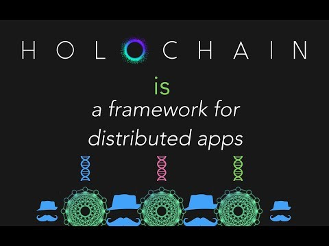 Holochain | Think Outside the Blocks - scalable distributed computing